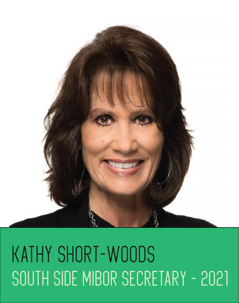 Congratulations, Kathy Short-Woods