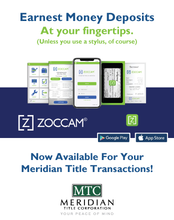 Zoccam - Earnest Money App